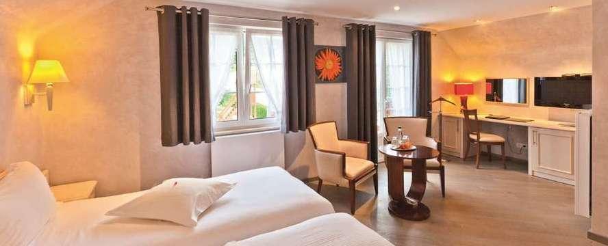 Hotels und Gästezimmer