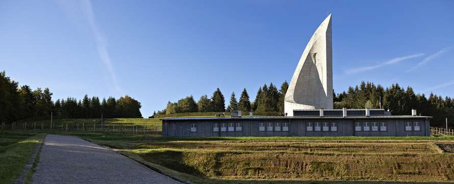 Ehemaliges Konzentrationslager Natzweiler - Struthof